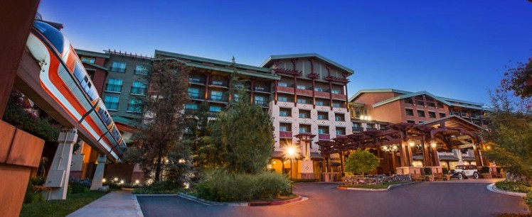 Disney's Grand Californian Hotel - Anaheim, CA