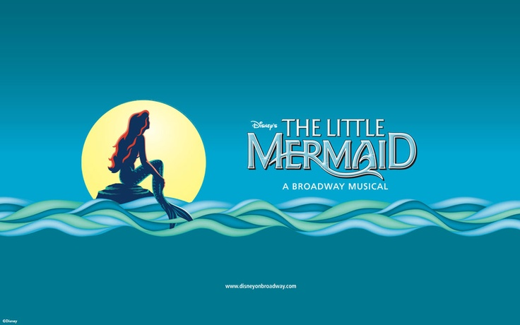 The Little Mermaid Broadway Musical