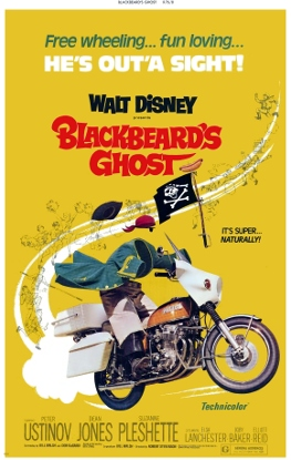 Disney Blackbeard's Ghost - 1968