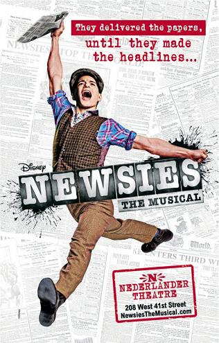 Disney's Newsies the Musical - 2012