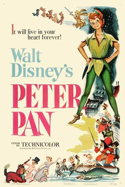 Disney Peter Pan - 1953