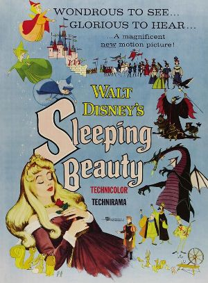 Walt Disney's Sleeping Beauty - 1959