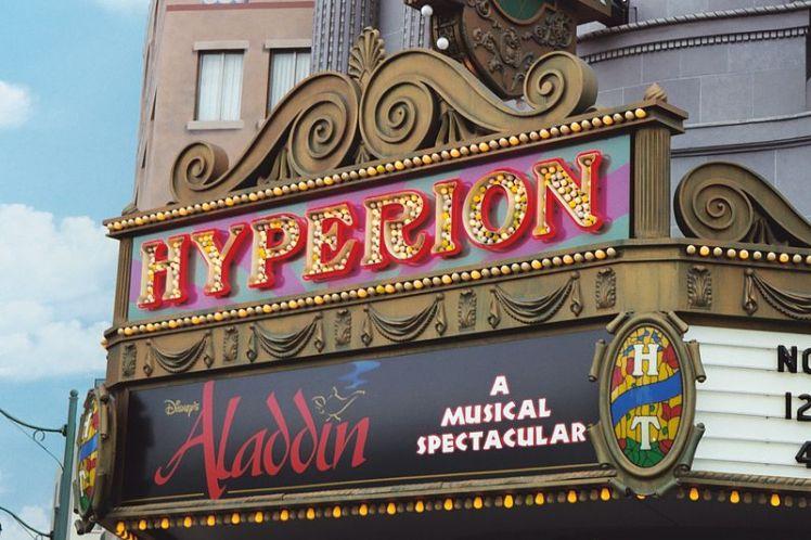 Disney's Aladdin: A Musical Spectacular