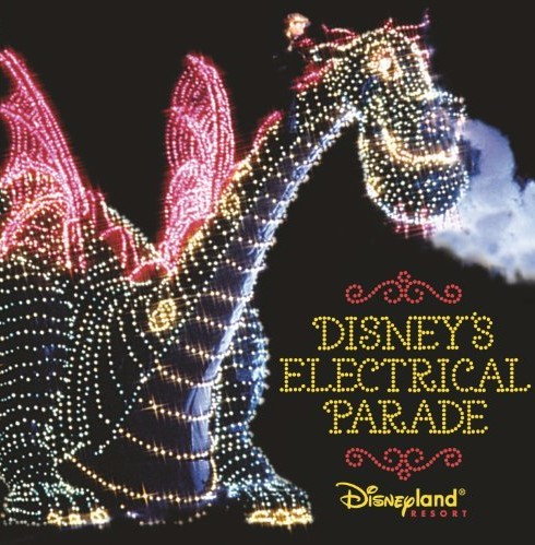 Disney's Electrical Parade - Disneyland