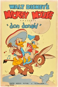 Donald Duck Cartoon - Don Donald - 1937