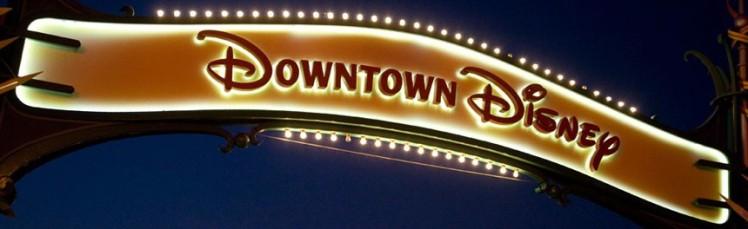 Downtown Disney - Anaheim, CA