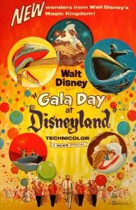 Gala Day at Disneyland - 1960