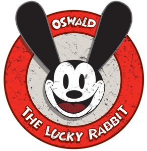 Oswald the Lucky Rabbit logo