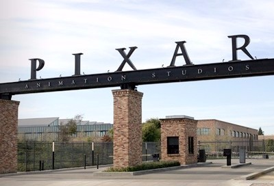 Pixar Headquarters in Emeryville, CA