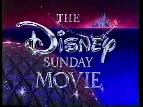 The Disney Sunday Movie