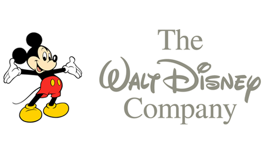 The Walt Disney Company Logo - 1986