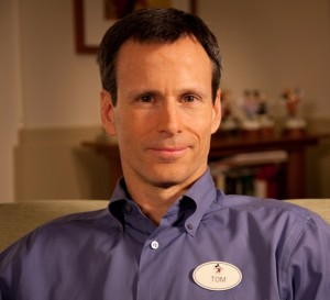 Tom Staggs - The Walt Disney Company