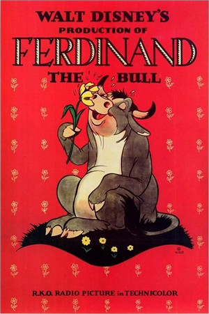 Disney Ferdinand The Bull - 1938