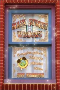 Disney Main Street Windows