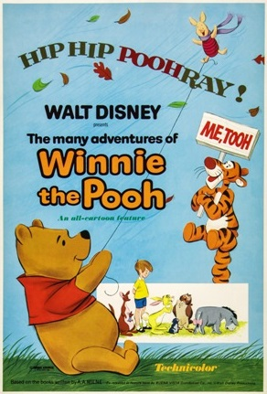 Disney's The Many Adventures of Winnie the Pooh - 1977