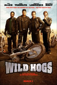 Disney Wild Hogs Movie 2007