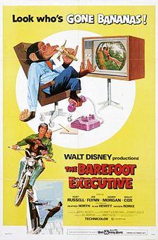 Disney The Barefoot Executive 1971