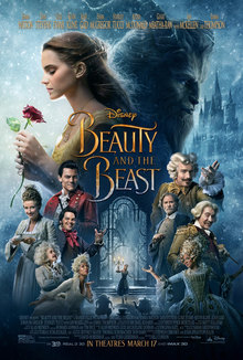 Disney Beauty and the Beast 2017