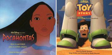 Disney Pocahontas Toy Story 1995
