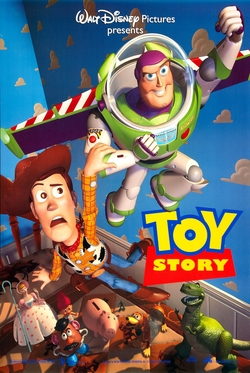 Disney/Pixar Toy Story 1995