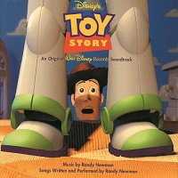 Disney Pixar Toy Story Soundtrack 1995