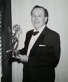 Walt Disney wins Emmy for