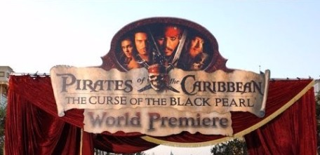 Pirates of the Caribbean: The Curse of the Black Pearl World Premiere - 2003