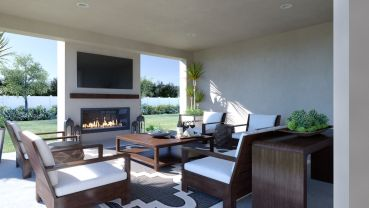 California Room - Rancho Palomar New Home Community - Escondido, CA