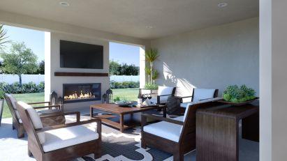 California Room - Rancho Palomar New Home Community - Escondido, CA