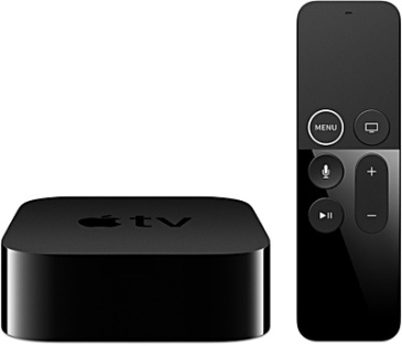 Apple TV 4K with Remote