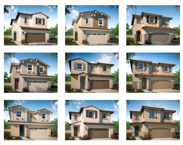 Main Ranch New Construction Homes - El Cajon, CA