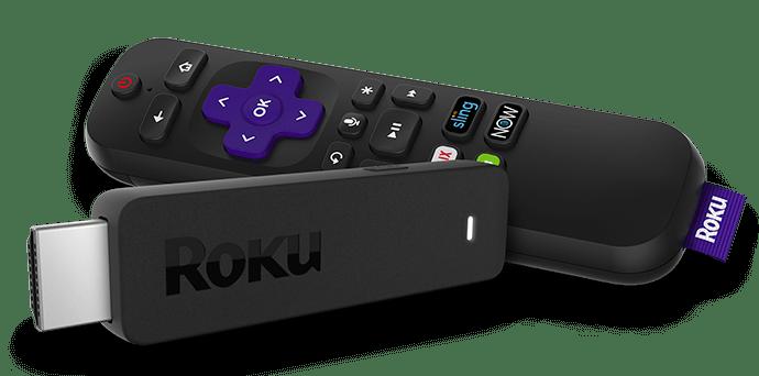 Roku Streaming Stick and Remote