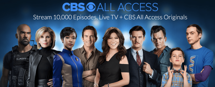 CBS All Access Review August 2018