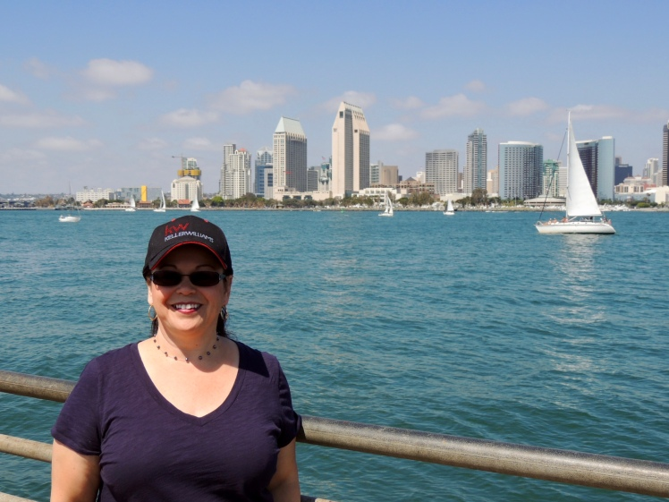 View of Downtown San Diego from Coronado